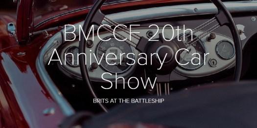 BMCCF 20th Anniversary Car Show