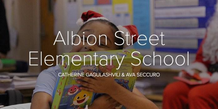 Albion Street Elementary School