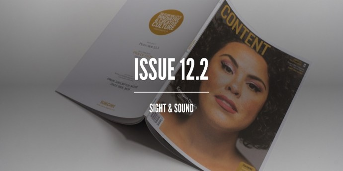 Issue 12.2 Sight & Sound