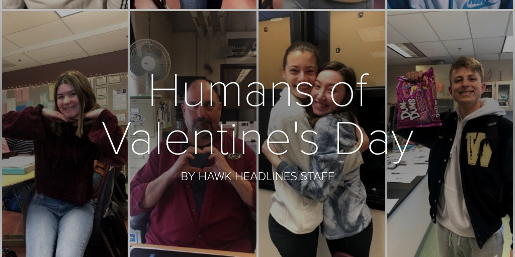 Humans of Valentine's Day