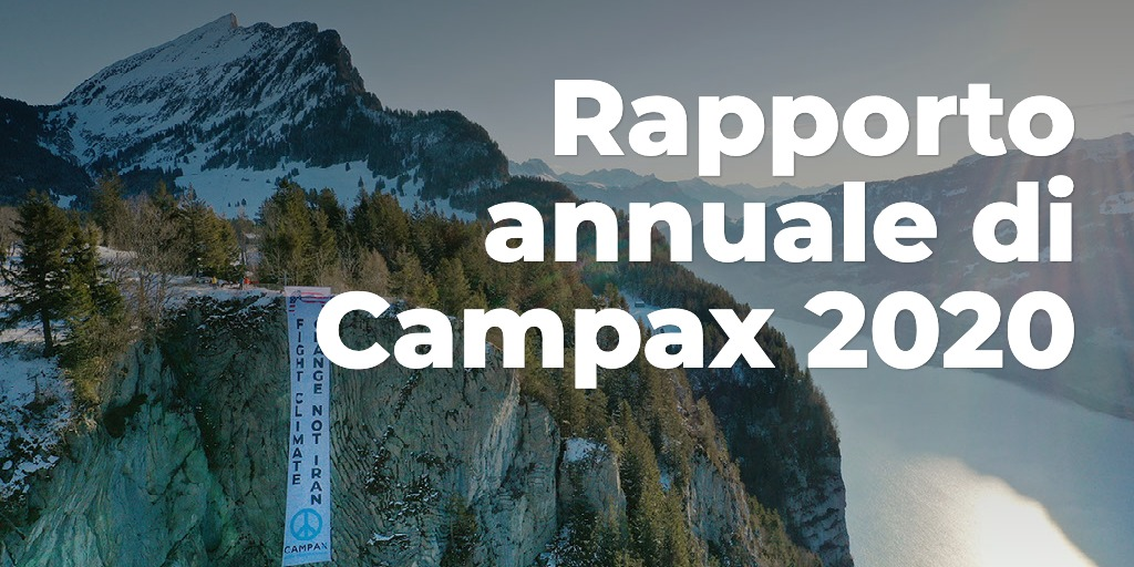 Rapporto annuale di Campax 2020