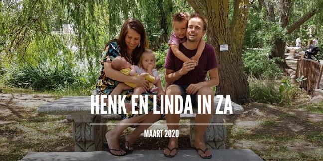 Henk en Linda in ZA Maart20