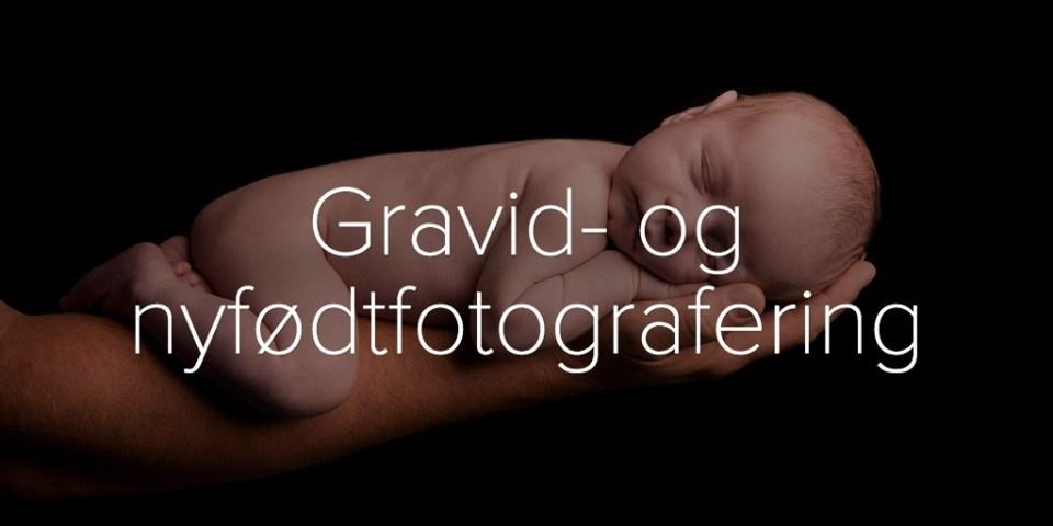 Gravid- og nyfødtfotografering