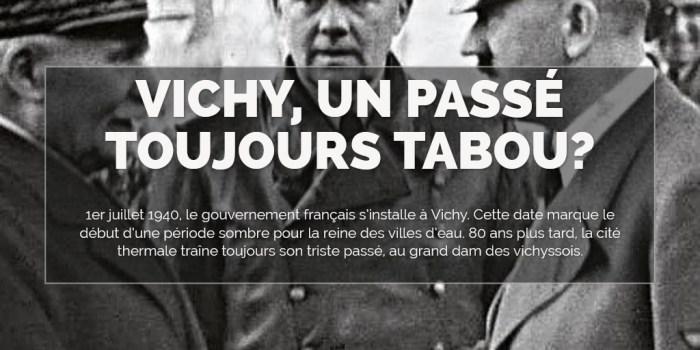 Vichy, un passé toujours tabou?