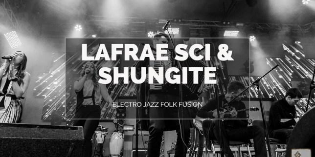 LaFrae Sci & SHUNGITE