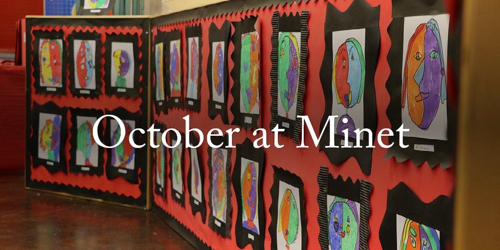 October at Minet
