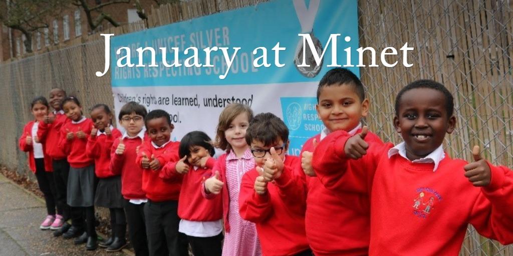 January at Minet
