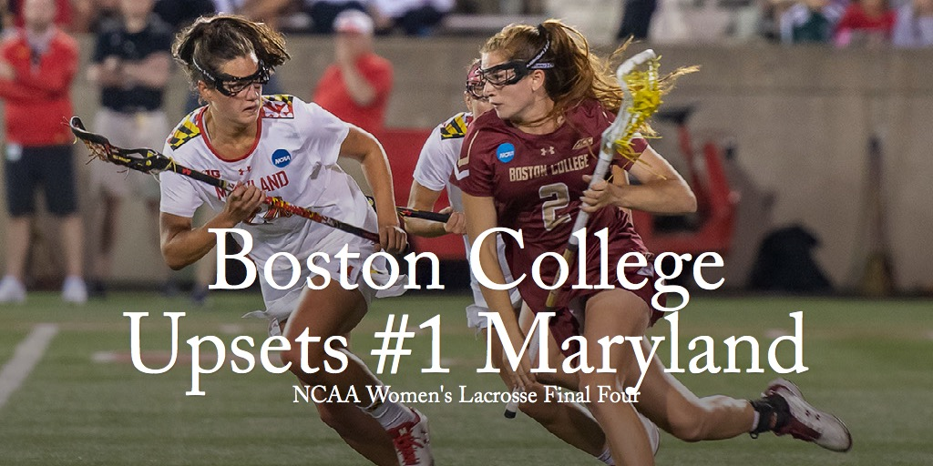 Boston College vs Maryland