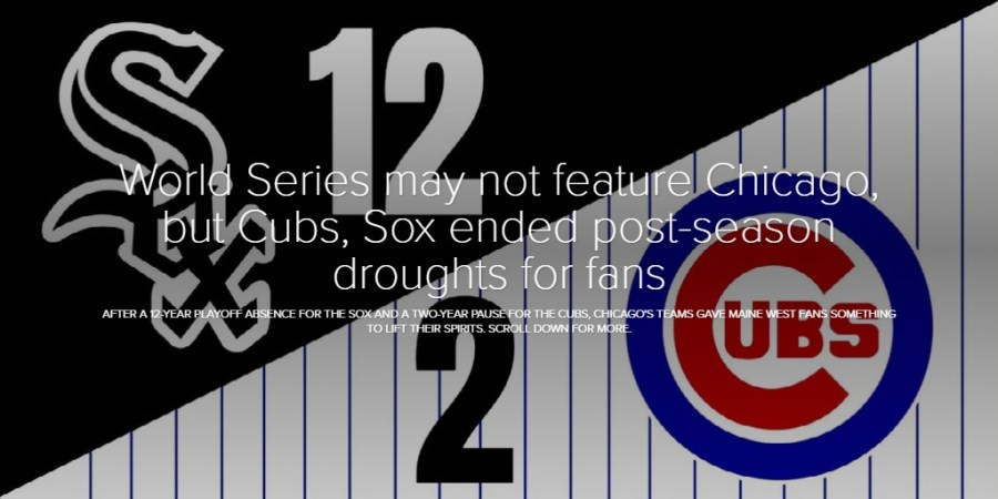 World Series may not feature Chicago, but Cubs, Sox ended post-season droughts for fans