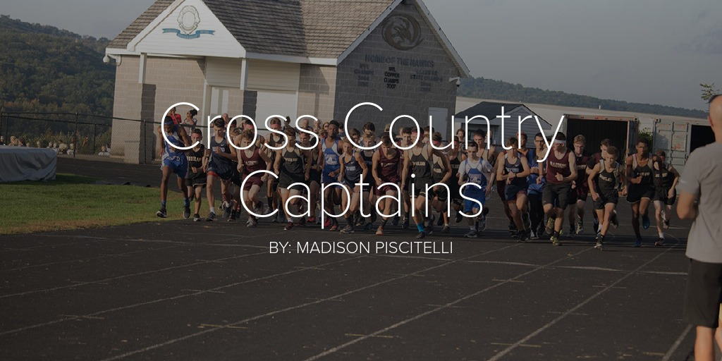 Cross Country Captains