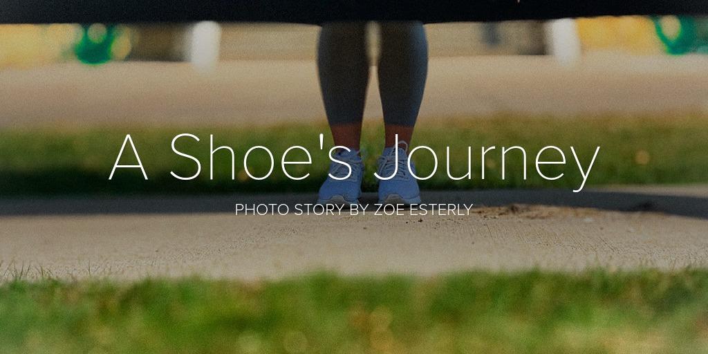 A Shoe's Journey by Zoe Esterly