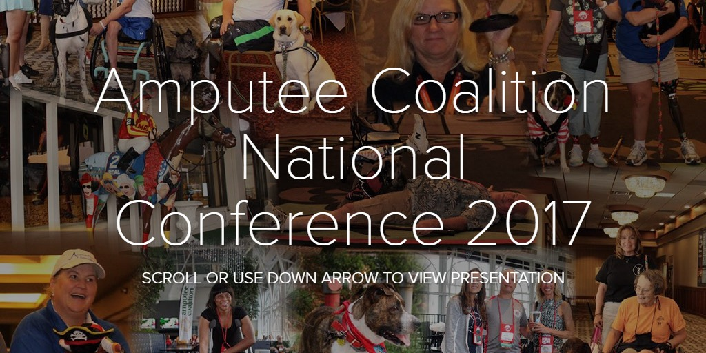 Amputee Coalition National Conference 2017