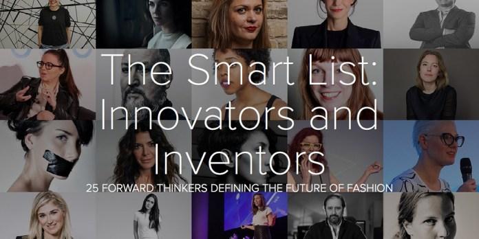 The Smart List: Innovators and Inventors