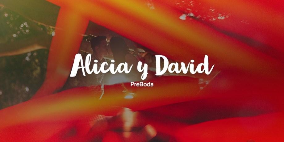 Alicia y David