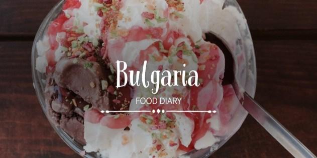Bulgaria ruoka