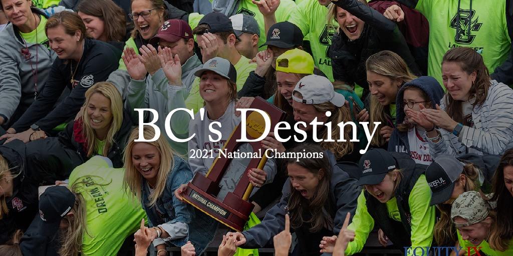 BC's Destiny - 2021 National Champions
