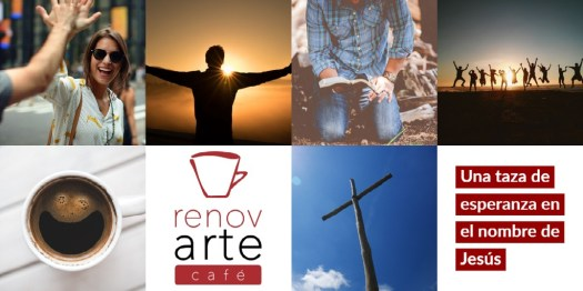 Una taza de esperanza en el nombre de Jesús