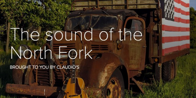 The sound of the North Fork