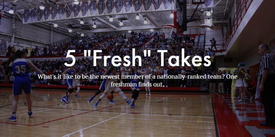 """5 """"Fresh"""" Takes"""