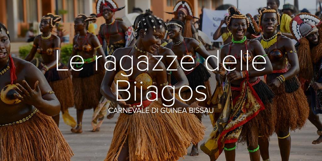 Le ragazze delle Bijagos
