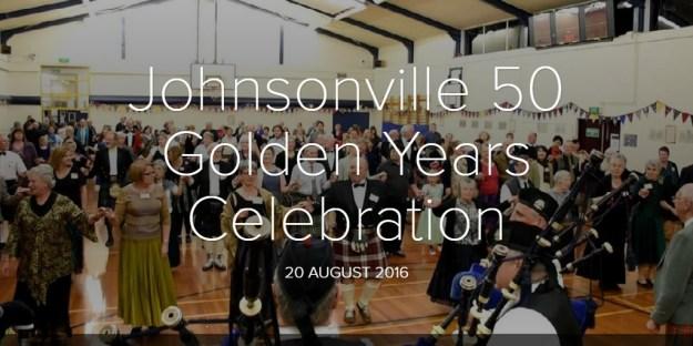 Johnsonville 50 Golden Years Celebration