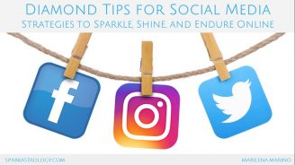 Recording of Diamond Tips for Social Media