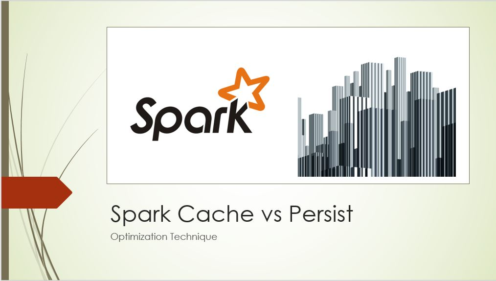 Spark – Difference between Cache and Persist?