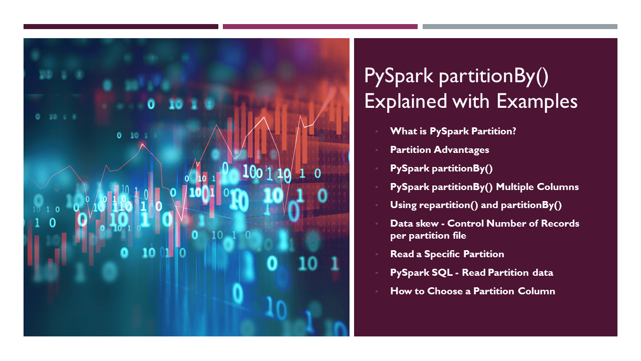 PySpark partitionBy() – Write to Disk Example