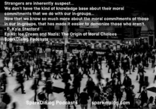 The Morality of Strangers