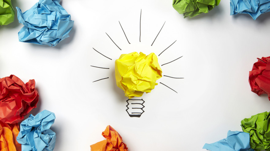 10 ½ ways to be more creative.