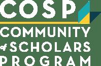 Community of Scholars Program logo
