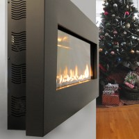 Fire Ribbon Direct Vent Slim - Spark Modern Fires