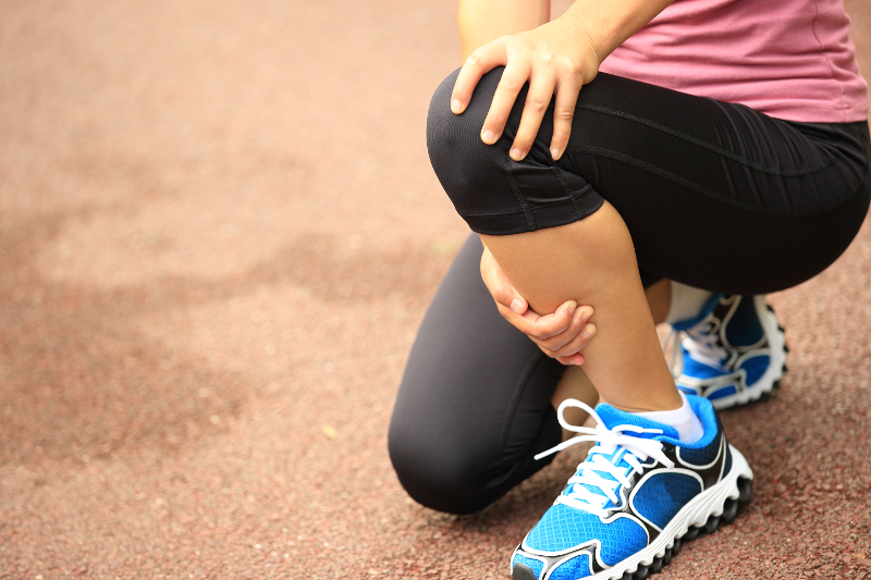 The Best Way To Lunge For Cranky Knees