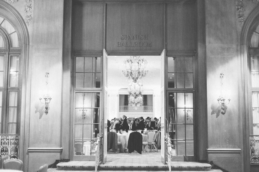 spanish ballroom fairmont seattle