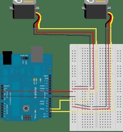arduino uno servo wiring diagram [ 877 x 1000 Pixel ]
