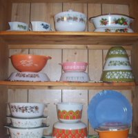 Thrifty Thursday: Pyrex!