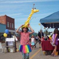 Shellbrook Street Fair = Success!