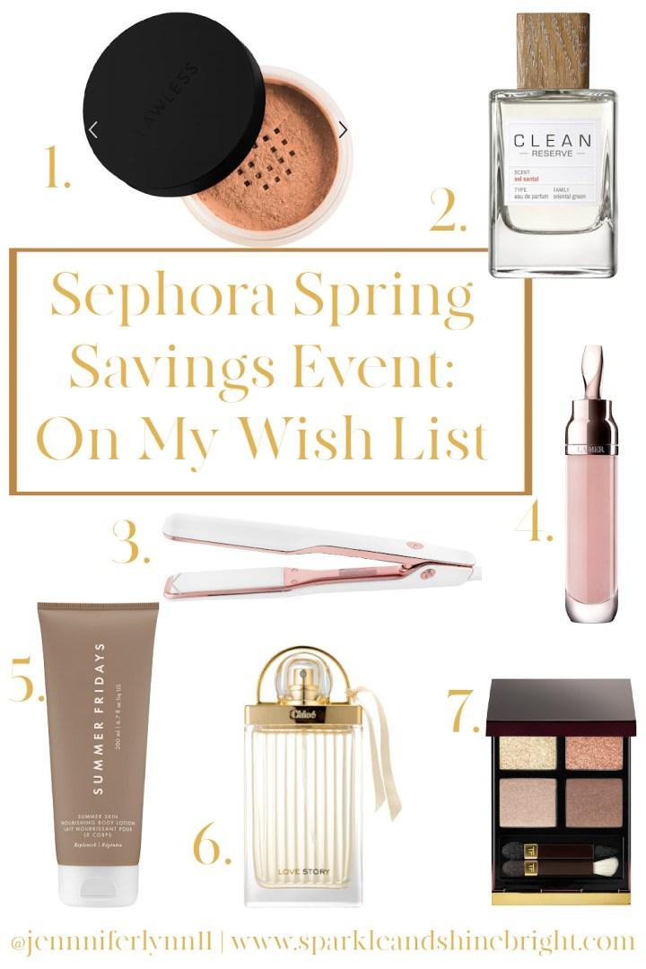 Sephoras Christmas Event Bag 2021 Beauty Archives Sparkle Shine Bright