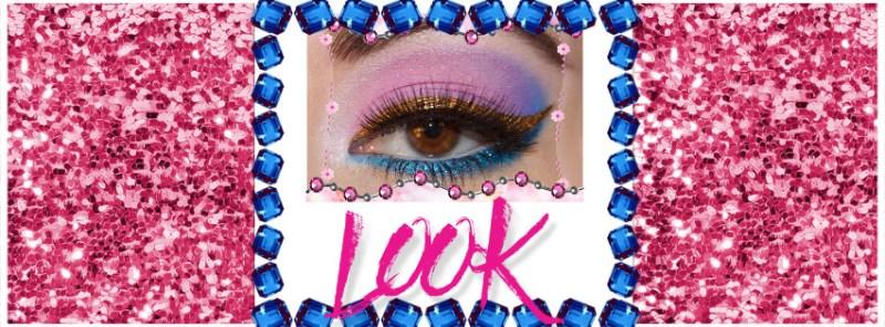 look book glitter jewels