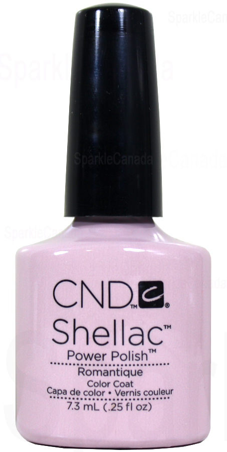 CND Shellac Romantique By CND Shellac 121123  Sparkle
