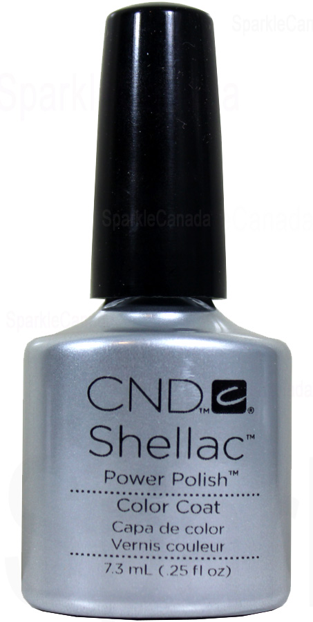 CND Shellac Silver Chrome By CND Shellac 122019