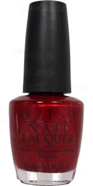 OPI Pretty And Privileged By OPI NLV18 Sparkle Canada One Nail Polish Place
