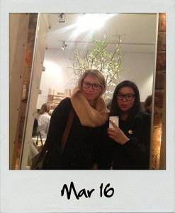 Polaroid. Mar 16