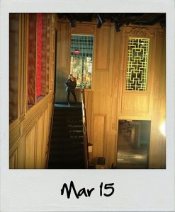 Polaroid. Mar 15