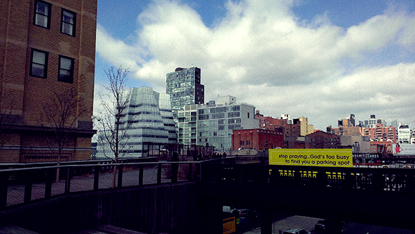 New York. Highline