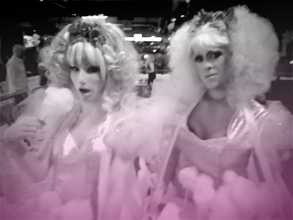 Cotton Candy Drag Queens