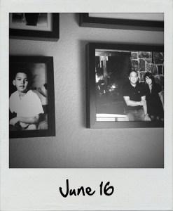 Polaroid | June 16