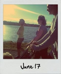 Polaroid | June 17