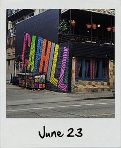 Polaroid | June 23
