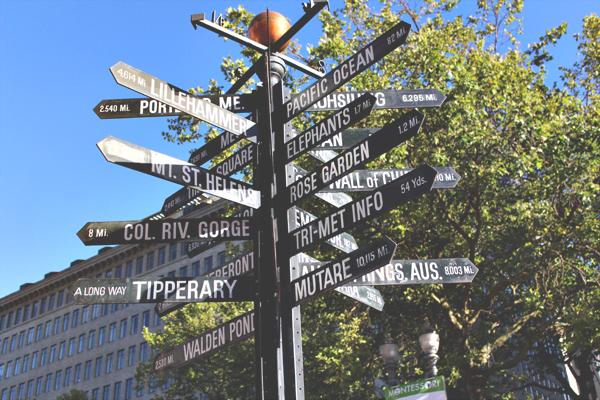 Portland Directions
